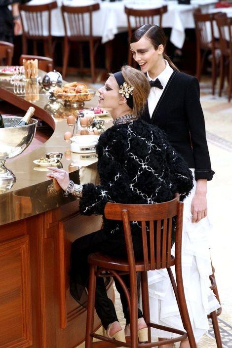 CHANEL__Ready to wear fall winter 2015-16 _PARIS fashion week _March 2015__