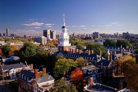 Harvard-University-campus