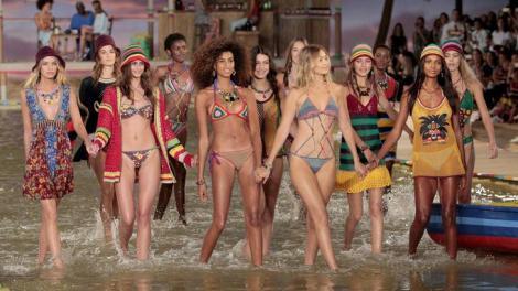 Moda: NY, Hilfiger, viaggio nei paradisi caraibici